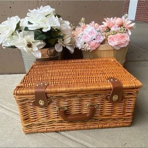 Fully loaded Picnic Basket